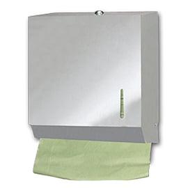 Дозатор за сгънати кърпи за ръце – метален