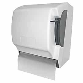 Дозатор за хартиени кърпи за ръце на ролка