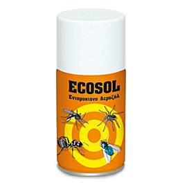 ECOSOL – спрей против насекоми