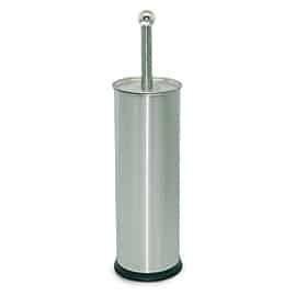 Четка за WC– метална INOX