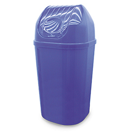 Пластмасов кош за отпадъциDin-Don– 60 л