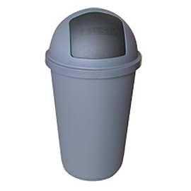 Пластмасов кош за отпадъциPushсив – 60 л