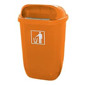 Пластмасов кош за отпадъци 50 л