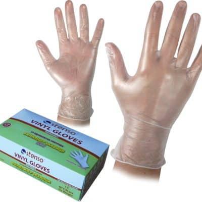 Ръкавици за еднократна употреба от винил