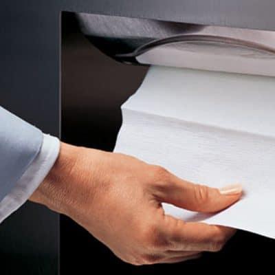 Дозатори за сгънати кърпи за ръце